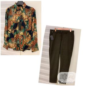 High Quality Versace Vintage Shirts for Men | Clothing for sale in Lagos State, Magodo