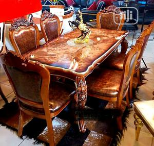 Royal ( Wooden) Dinning Table. | Furniture for sale in Lagos State, Ikoyi