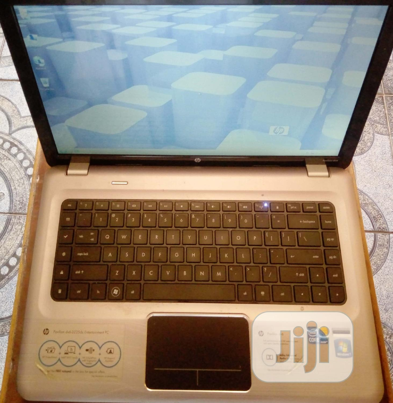 Laptop HP Pavilion Dv6 4GB Intel Core I3 HDD 500GB