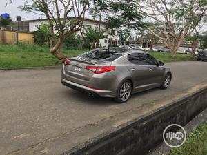 Kia Optima 2013 Gray | Cars for sale in Rivers State, Port-Harcourt