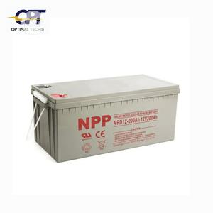 200ah NPP Deep Cycle Battery   Solar Energy for sale in Lagos State, Ikeja