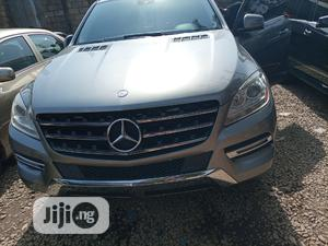 Mercedes-Benz M Class 2014 Gray | Cars for sale in Abuja (FCT) State, Garki 2
