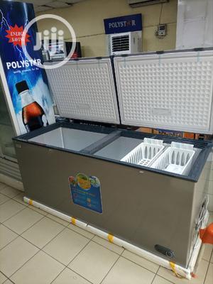 Polystar Deep Freezer Double Door 725 Litres | Kitchen Appliances for sale in Lagos State, Ojo