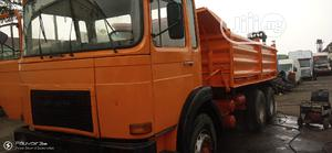 MAN Disel Tipper Ten Tyres | Trucks & Trailers for sale in Lagos State, Amuwo-Odofin