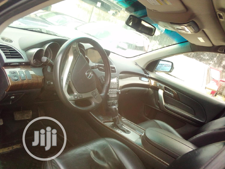 Archive: Acura MDX 2012 Black
