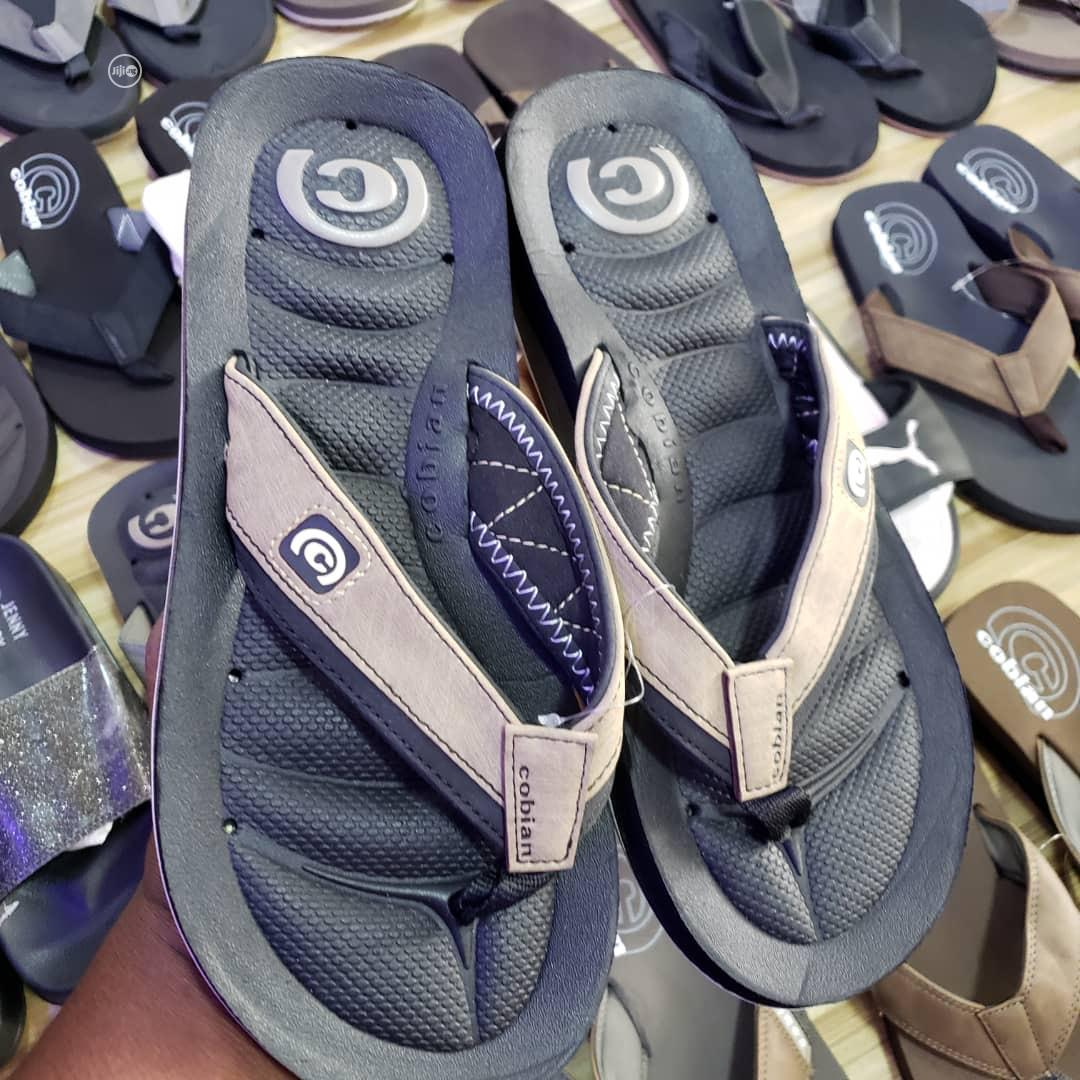 Archive: Cobian High Quality Men Slippers
