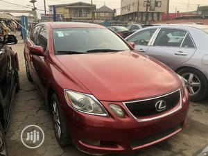 Lexus GS 2007 Red | Cars for sale in Lagos State, Ikeja