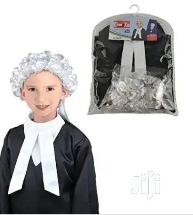 Archive: Kids Lawyer Career Costume
