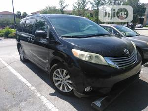 Toyota Sienna 2012 Limited 7 Passenger Black   Cars for sale in Lagos State, Surulere