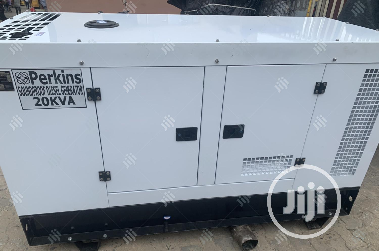 20kva Perkins SOUNDPROOF Generator