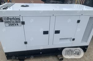 20kva Perkins SOUNDPROOF Generator | Electrical Equipment for sale in Lagos State, Alimosho