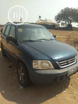 Honda CR-V 2000 Blue | Cars for sale in Abuja (FCT) State, Lugbe District