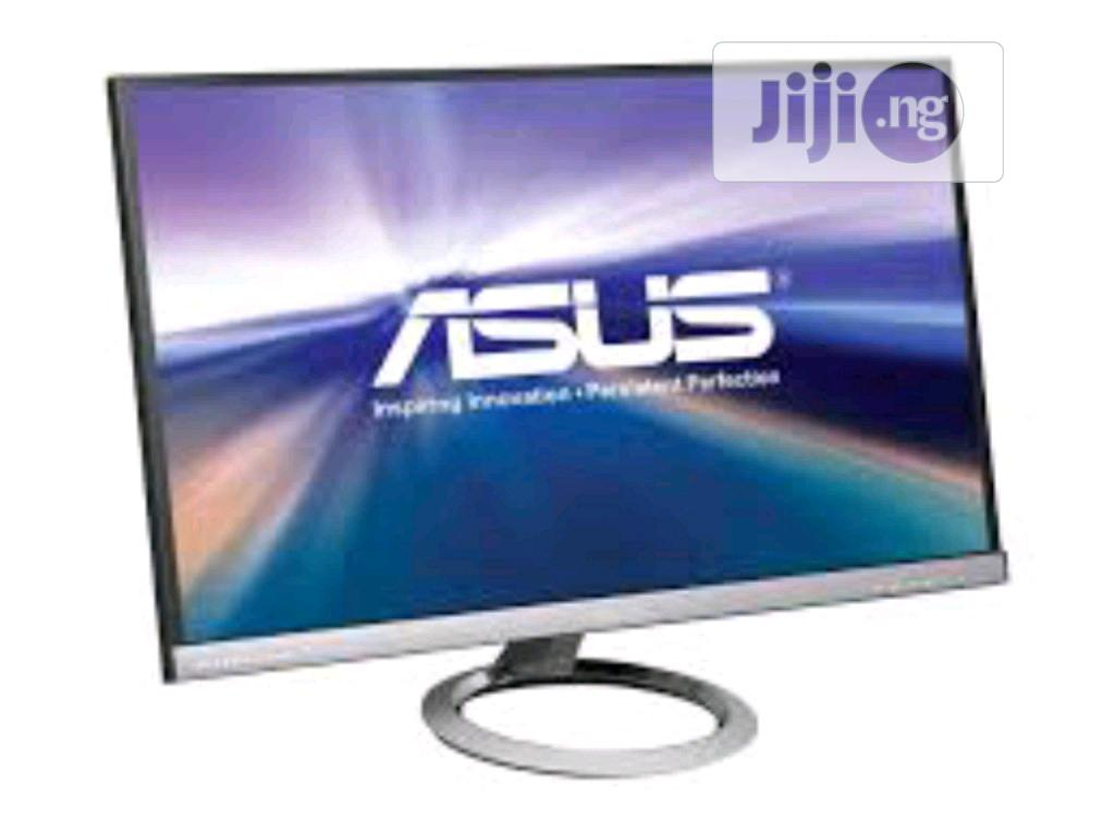"""27""""Inches Asus Frameless IPS Monitor   Computer Monitors for sale in Ikeja, Lagos State, Nigeria"""