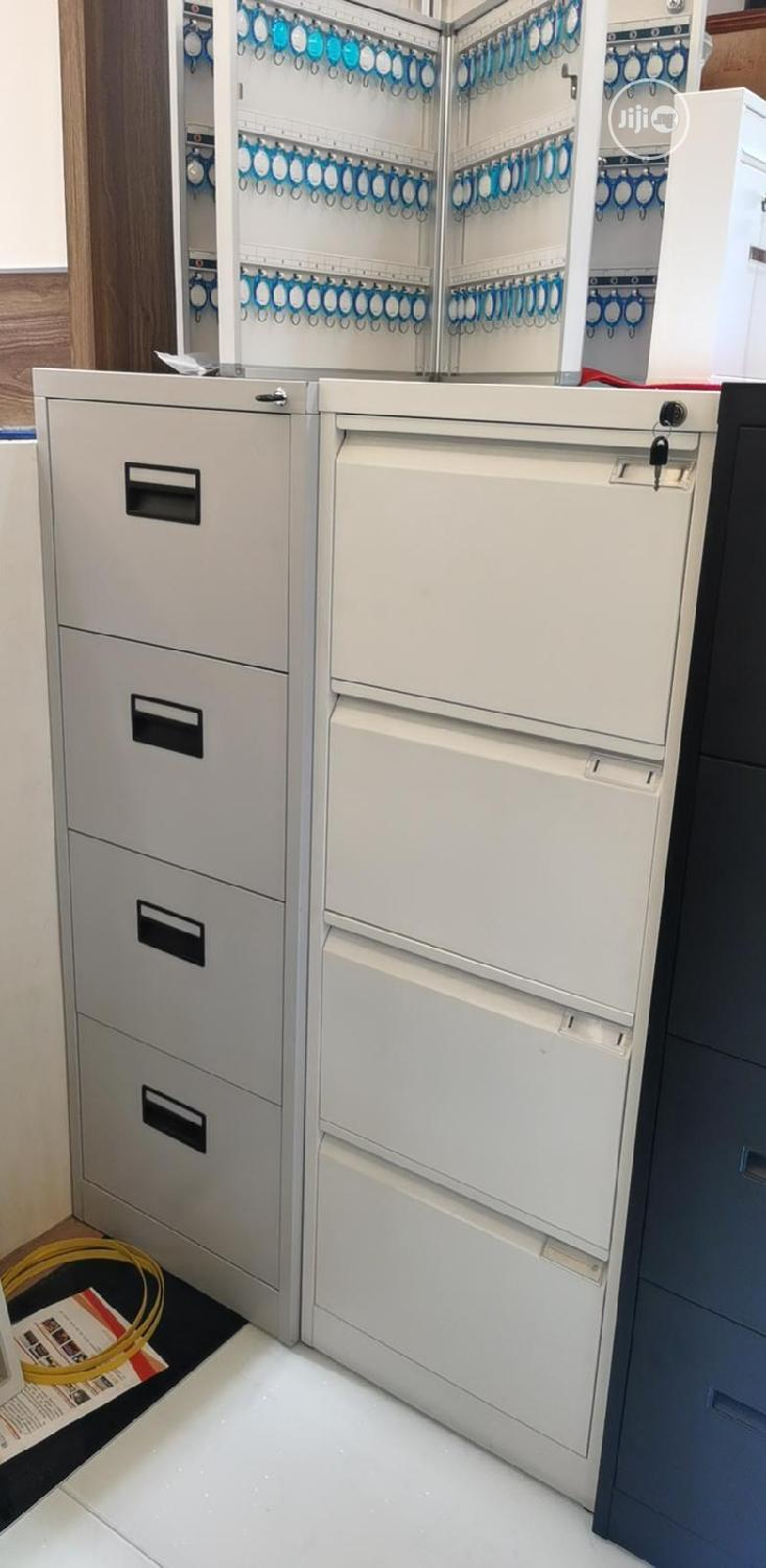 Archive: Metal Cabinet