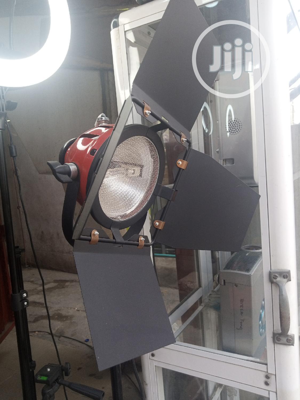 Archive: Red Porta Light
