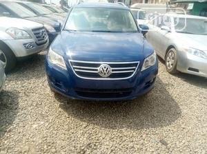 Volkswagen Tiguan 2010 S 4Motion Blue   Cars for sale in Lagos State, Alimosho