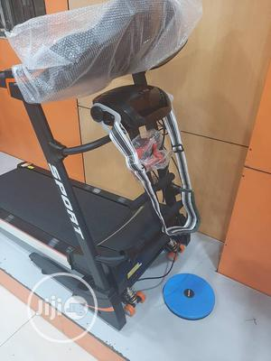 Multifunctional 3hp American Fitness Treadmill With Massager | Sports Equipment for sale in Lagos State, Lekki