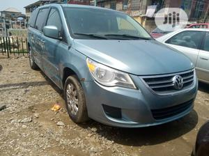 Volkswagen Routan 2009 SE Blue   Cars for sale in Lagos State, Alimosho