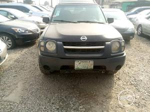 Nissan Xterra 2001 Automatic Black | Cars for sale in Lagos State, Alimosho