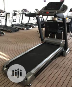 Standard 4hp Treadmill With Massager and Sit-Up PLUS Mp3 | Sports Equipment for sale in Lagos State, Lekki