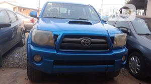 Toyota Tacoma 2009 Blue | Cars for sale in Lagos State, Ikorodu