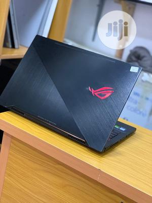 Laptop Asus Zephyrus M GU502GW-AH76 16GB Intel Core I7 SSD 1T | Laptops & Computers for sale in Lagos State, Ikeja