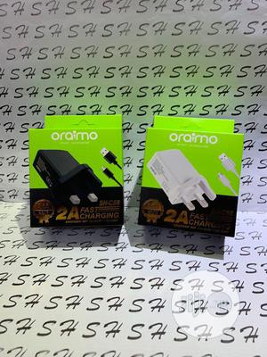 Oraimo Fast Charger   Accessories for Mobile Phones & Tablets for sale in Lagos State, Ojo