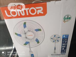 Original Rechargable Fan   Home Appliances for sale in Lagos State, Ajah