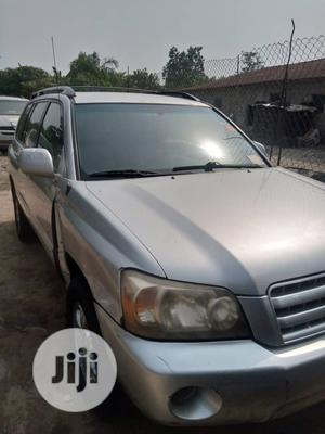 Toyota Highlander 2006 Silver | Cars for sale in Lagos State, Amuwo-Odofin