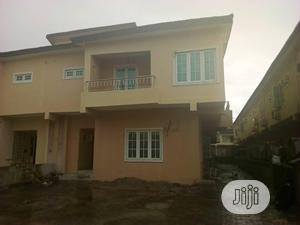 4 Bedroom Semi Detached Duplex at Sangotedo With BQ for Sale | Houses & Apartments For Sale for sale in Lagos State, Ajah