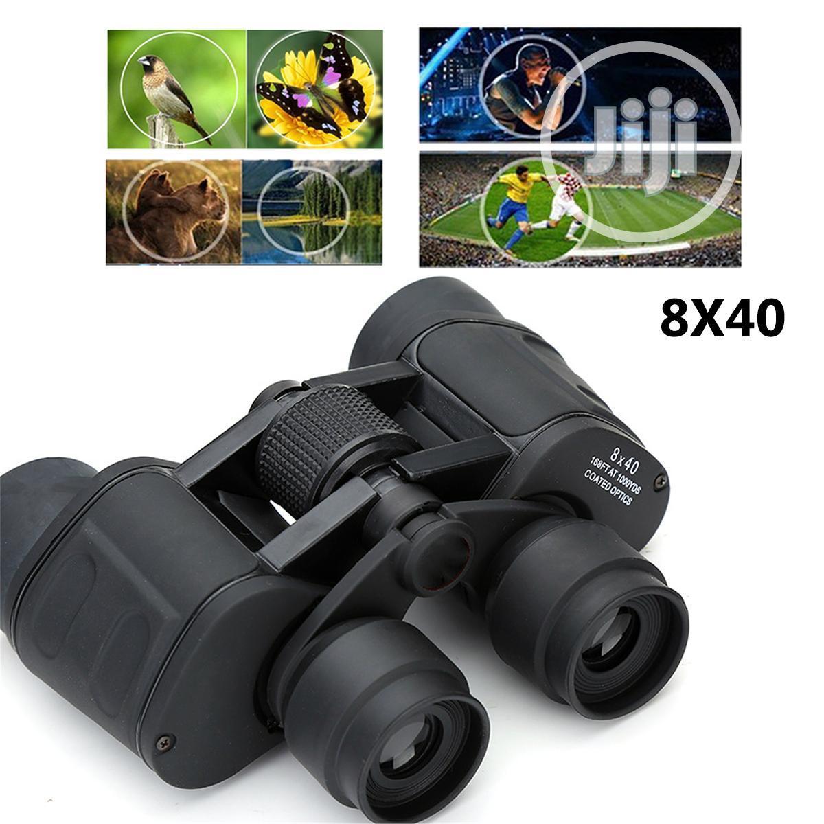 Waterproof Rubber Binoculars Night Vision Telescope