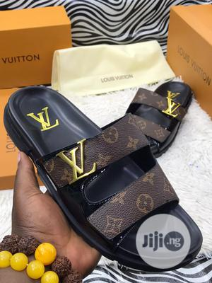 Quality Italian Louis Vuitton Palm   Shoes for sale in Lagos State, Surulere