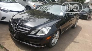 Mercedes-Benz E350 2013 Black | Cars for sale in Lagos State, Ikoyi