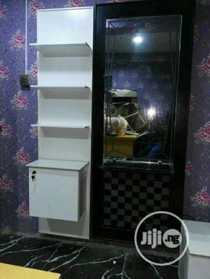 Mirror With Shelf and Drawer   Salon Equipment for sale in Lagos State, Ojo