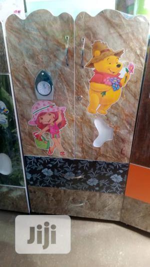 Baby Wooden Wardrobe Cabinet | Children's Furniture for sale in Lagos State, Alimosho