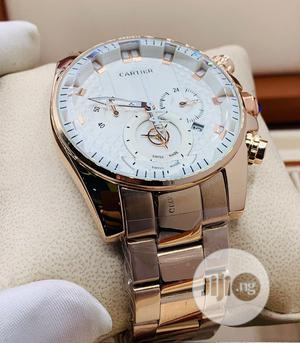 Quality Cartier Wrist Watch | Watches for sale in Lagos State, Lagos Island (Eko)