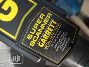 Super Scanner Garrett Metal Detectors.   Safetywear & Equipment for sale in Lagos State, Ojo
