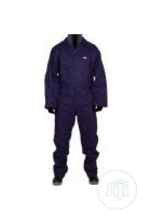 Cotton Shirt and Trouser Coverall Without Reflective   Safetywear & Equipment for sale in Lagos State, Ikeja