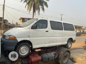 Toyota Hiace 2002 White | Buses & Microbuses for sale in Ogun State, Sagamu