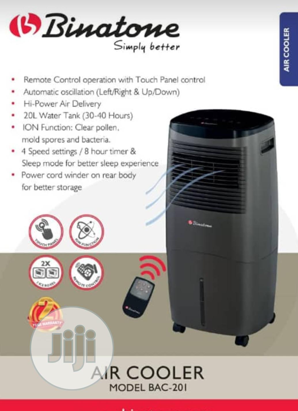 Binatone Air Cooler BAC-201