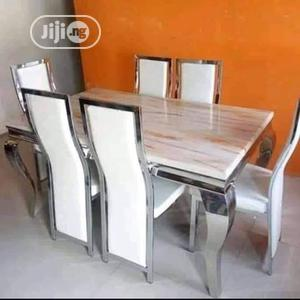 Marble Dining Table   Furniture for sale in Kaduna State, Zaria