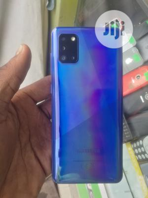 Samsung Galaxy A31 128 GB Blue   Mobile Phones for sale in Lagos State, Ikeja