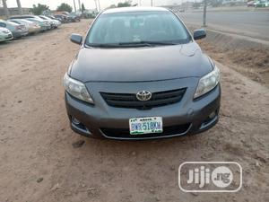 Toyota Corolla 2009 Gray | Cars for sale in Abuja (FCT) State, Kubwa