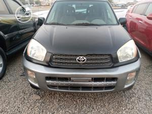 Toyota RAV4 2001 Black | Cars for sale in Abuja (FCT) State, Kubwa