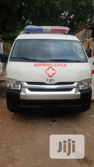 Toyota Hiace Bus for Ambulance  | Buses & Microbuses for sale in Lagos State, Ikeja