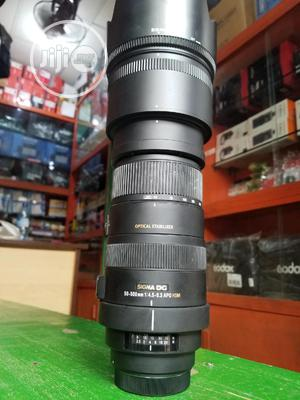 Sigma 55-500 Lens for Canon | Accessories & Supplies for Electronics for sale in Lagos State, Oshodi