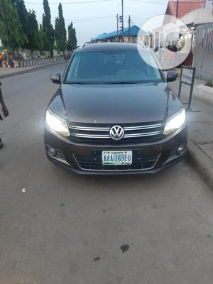 Volkswagen Tiguan 2010 Brown   Cars for sale in Lagos State, Surulere