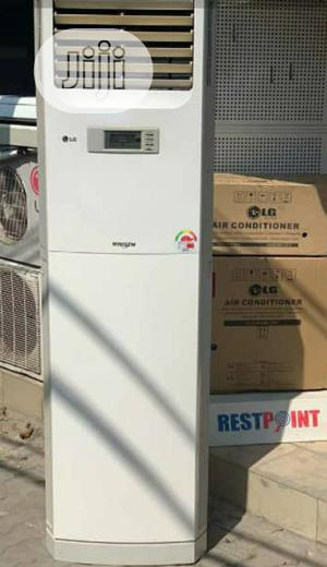Foreign Used LG 2 Power Standing Ac | Home Appliances for sale in Lagos State, Ajah