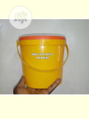 4litre Container for Custard Ice Cream | Manufacturing Materials for sale in Lagos State, Lekki