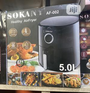 5L Sokany Air Fryer | Kitchen Appliances for sale in Lagos State, Lagos Island (Eko)